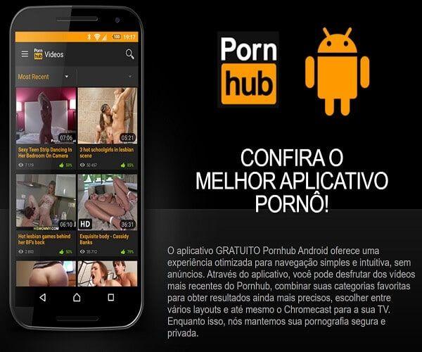 Aplicativos adultos - Pornub