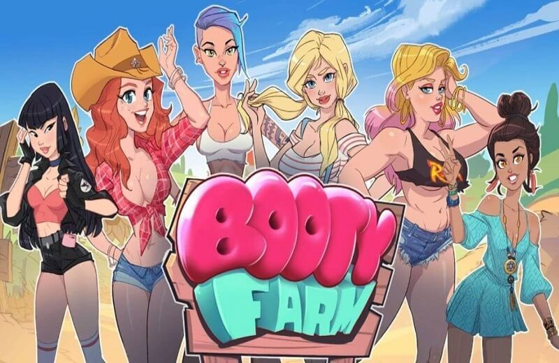Booty Farm -papoquente