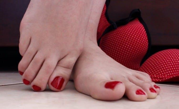 fetiche pés
