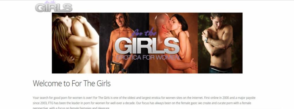 pornô para mulheres