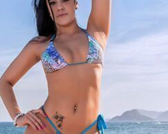 Morte da atriz pornô Aline Rios por esfaqueamento choca