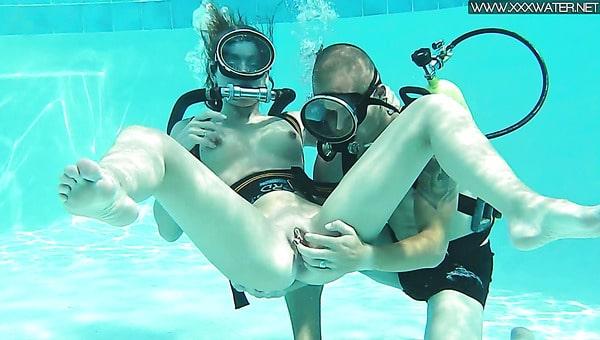 Dicas para Sexo dentro d'água