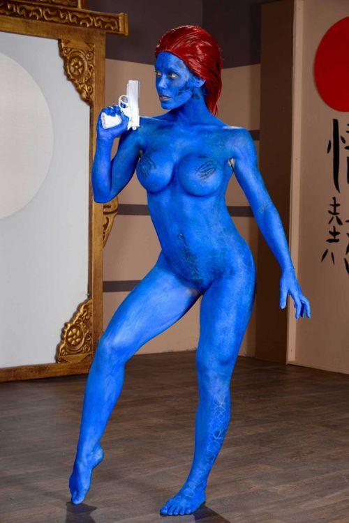 fazendo cosplay